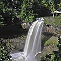 Minnehaha Falls by David Berg