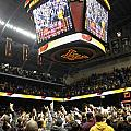 Minnesota Fans Celebrate Victory At Williams Arena by Replay Photos