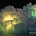 Minnesota Ice Castle 2013 by Susan Herber
