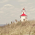 Minnesota Light House Vintage Look by Pam  Holdsworth