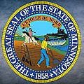 Minnesota State Seal by Movie Poster Prints