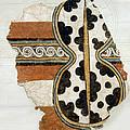 Minoan Livestock Painting by Ellen Henneke