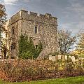 Minster Abbey Gatehouse by Dave Godden