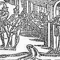 Minstrels, 17th Century by Granger