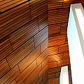 Mint Ceiling 1 by Randall Weidner
