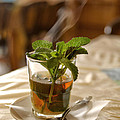 Mint Tea by Christian Heeb