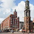 Mint Tower In Amsterdam by Artur Bogacki