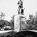 Minuteman Statue by Granger