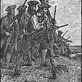 Minutemen, C1776 by Granger