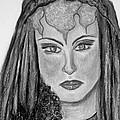 Mirabella Black White by Lori  Lovetere