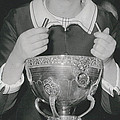 Mireille Mathieu The New Edith Piaf In Cup Draw by Retro Images Archive