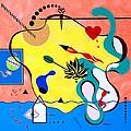 Miro Miro On The Wall by Thomas Gronowski