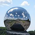 Mirror Ball by David Barker