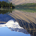 Mirror Lake Banff National Park Canada by Mary Lee Dereske