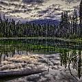 Mirror Lake by Colby Drake