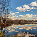 Mirror Lake by Wes and Dotty Weber