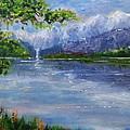 Mirror Lake by Thomas Restifo