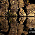 Mirror Rock by Paul W Faust -  Impressions of Light