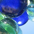 Mirrored Marbles by Tracy Male