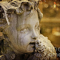 Mischievous Cherub by Terry Rowe