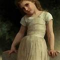 Mischievous One by William Bouguereau