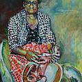 Miss Hattie - Skinning by Charles M Williams