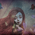 Miss Little Crocus by Barbara Orenya