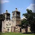 Mission Concepcion - Church by Beth Vincent