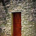Mission Concepcion - Door by Beth Vincent