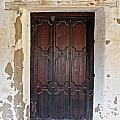 Mission Door by FlyingFish Foto