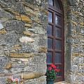 Mission Espada Window by Kathleen Scanlan