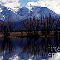Mission Mountains Montana by Thomas R Fletcher