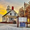 Mission Point Michigan by Nick Zelinsky