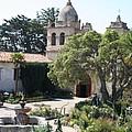 Mission San Carlos Borromeo Del Rio Carmelo by Christiane Schulze Art And Photography