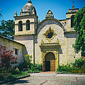 Mission San Carlos - Carmel California by Mountain Dreams