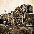 Mission San Jose De Tumacacori Tumacacori Arizona C.1830-2013  by David Lee Guss