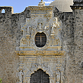 Mission San Jose - San Antonio Tx by Christine Till