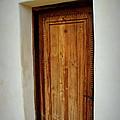 Mission San Juan - Door by Beth Vincent