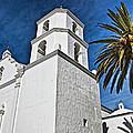Mission San Luis Rey - California by Jon Berghoff