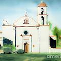Mission San Luis Rey Dreamy by Kip DeVore