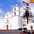 Mission San Luis Rey by Jerome Stumphauzer