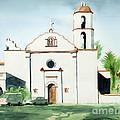 Mission San Luis Rey  by Kip DeVore