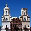 Mission San Xavier Del Bac by Joe Kozlowski