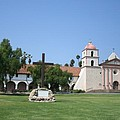 Mission Santa Barbara by Christiane Schulze Art And Photography