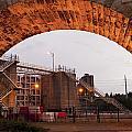 Mississippi Lock by Fran Gallogly