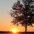 Mississippi Sunset 7 by Michelle Powell