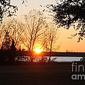Mississippi Sunset 9 by Michelle Powell