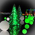 Missouri Botanical Garden Glow Dsc09293 by Greg Kluempers