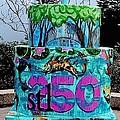 Missouri Botanical Garden Stl250 Birthday Cake by Genevieve Esson