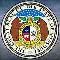 Missouri State Seal by Movie Poster Prints